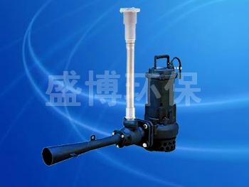 深水自吸式潜水曝气机