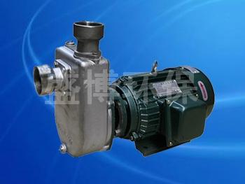 JYFX系类直联式不锈钢自吸泵