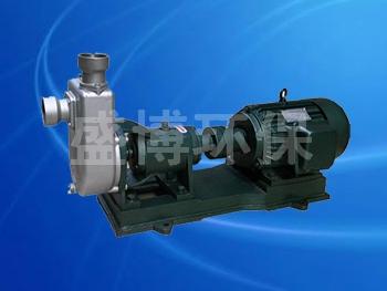 JYFXT系类托架式不锈钢自吸泵