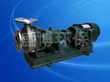 JYFT系类托架式不锈钢离心泵