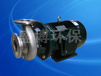 JFZ系类直联式不锈钢离心泵